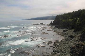 побережье мыса