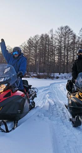 Все снегоходные туры