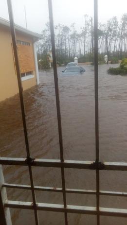 Dorian Flooding