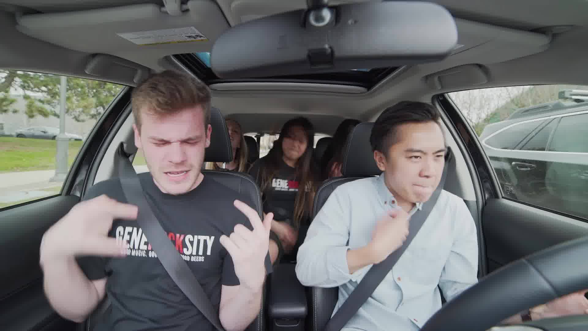 UBC Carpool Karaoke Vol 2