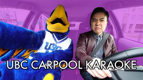 UBC Carpool Karaoke