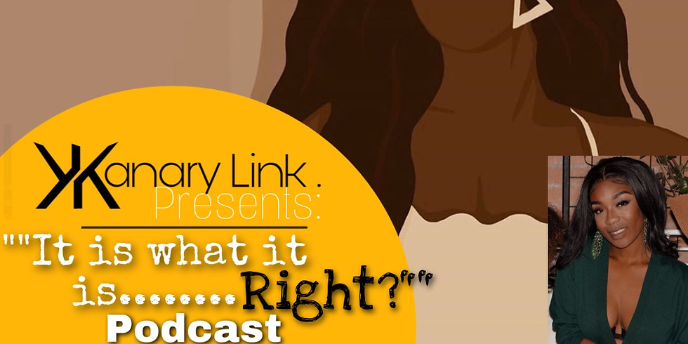 It is what it is... right? Podcastt