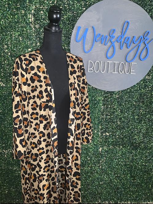 Leopard Long Shaw
