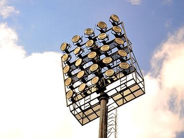 Athletic Field Lighting Pole