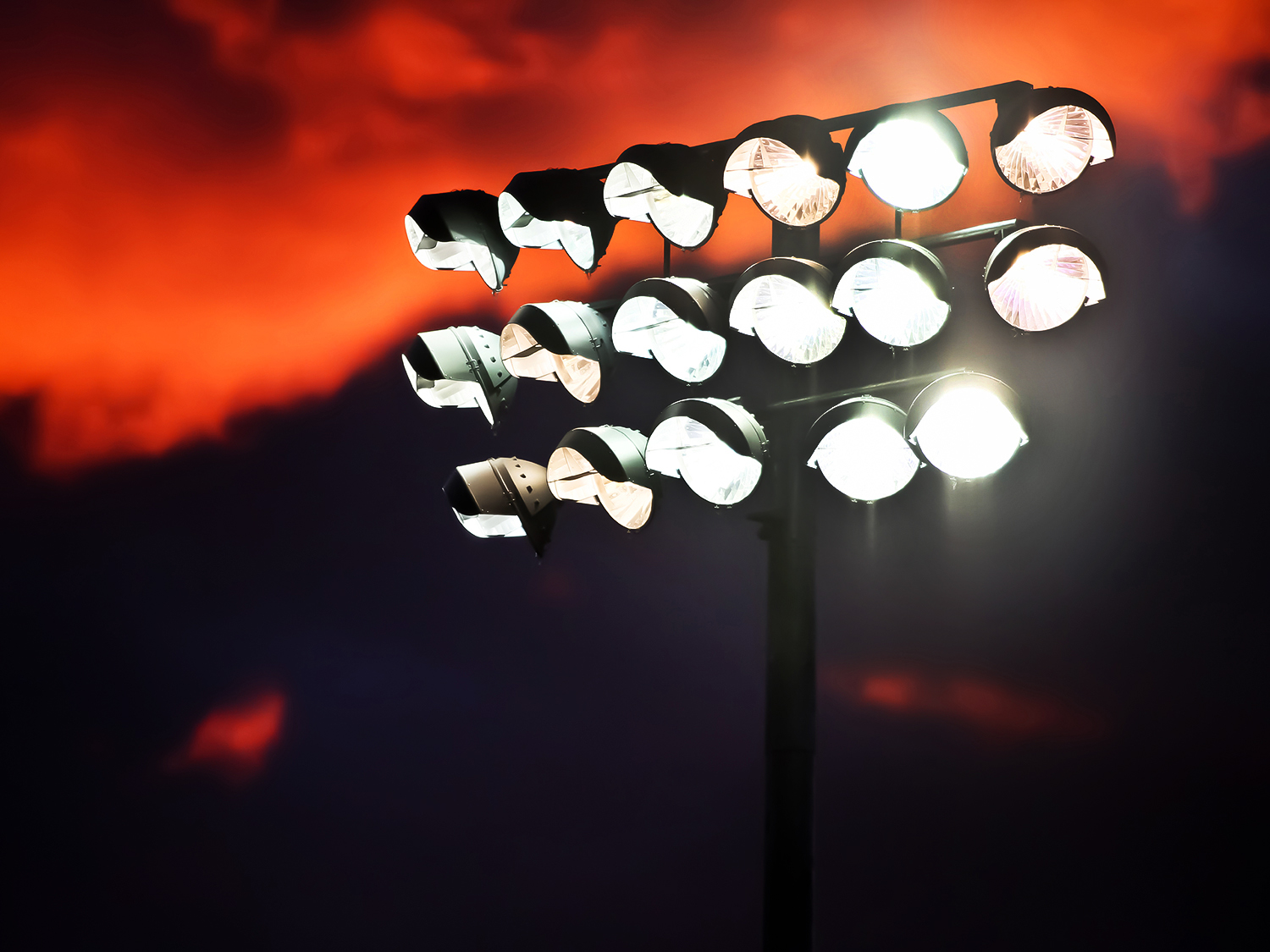 Athletic Field Lighting