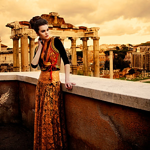MARAL YAZARLOO Indian Designer