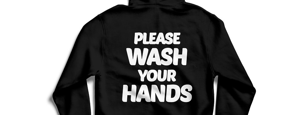 Please Wash Your Hands Jumper