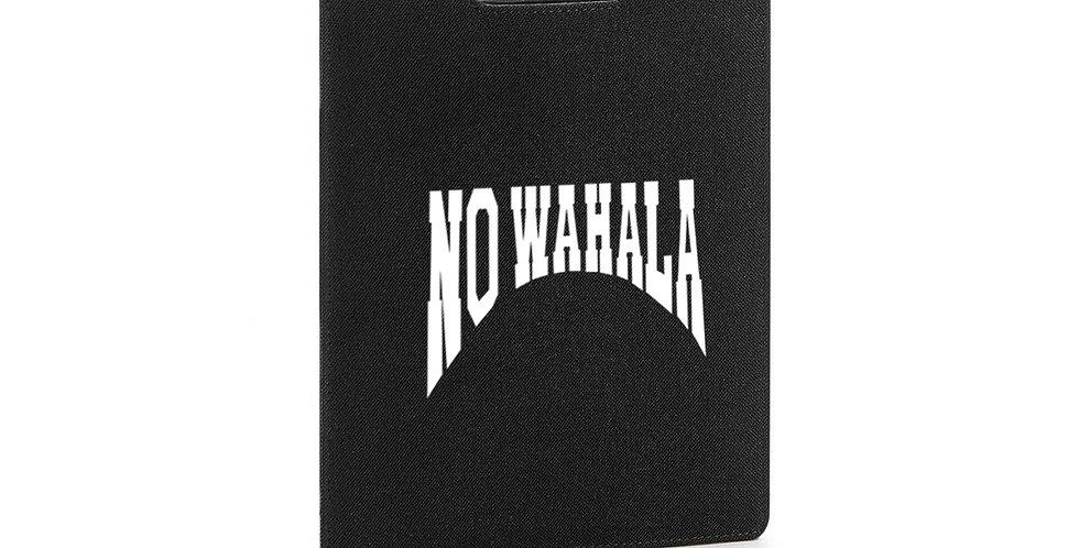 NO WAHALA iPAD CASE