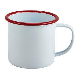 Enamel-Mug-White-with-Red-Rim-36cl-300x3