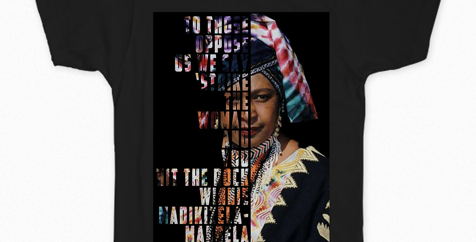 Winnie Mandela T-Shirt