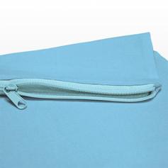 Light Blue Zip