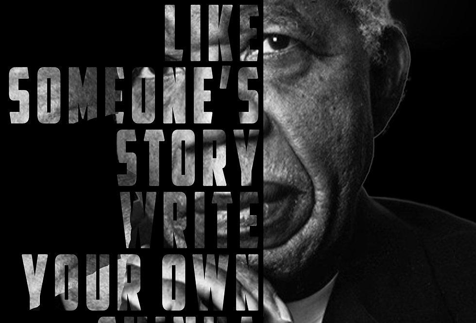 Chinua Achebe Poster