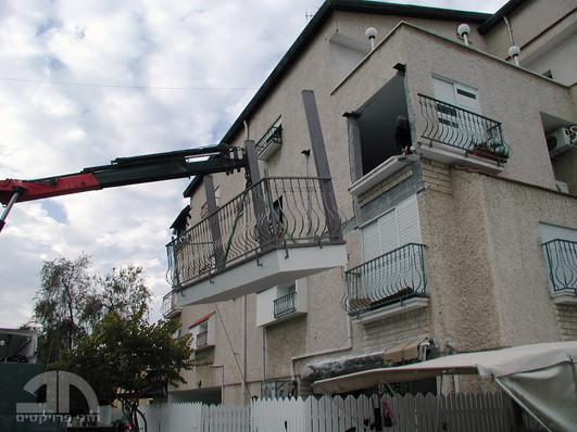 תליית המרפסת