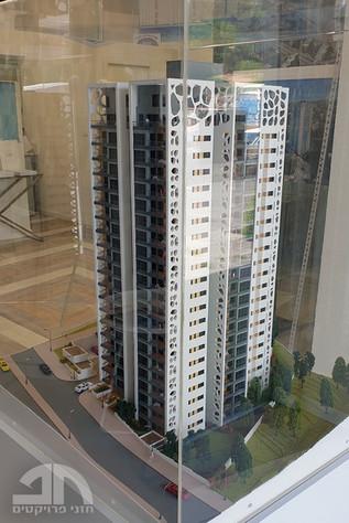 דגם הבניין