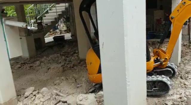 """תוספת בניה הכוללת הרחבת הדירה, ממ""""ד ומעלון"""