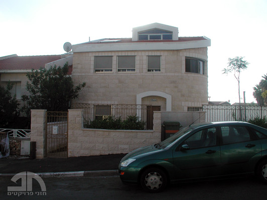 בית דו-משפחתי בחיפה