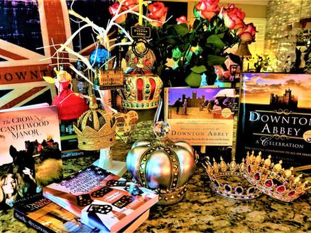 Veronica's #WritersDiary, Celebrating All Things #DowntonAbbey!