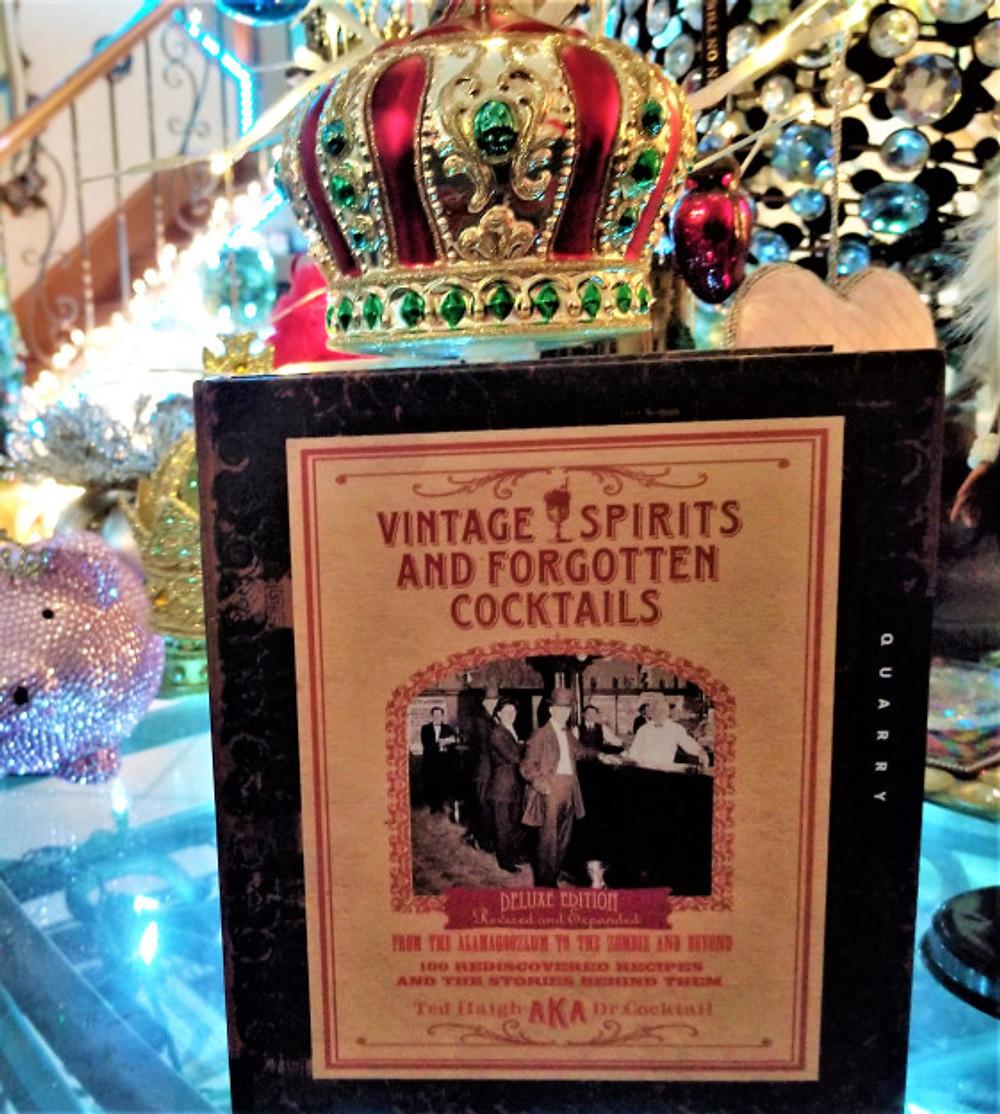 Vintage Spirits cocktails
