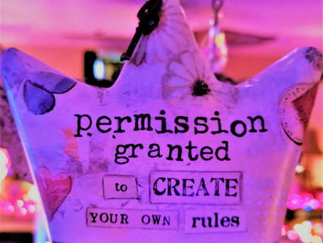 Veronica's #WritersDiary, #ShoutOut to the Class of 2020, #Permission Granted!