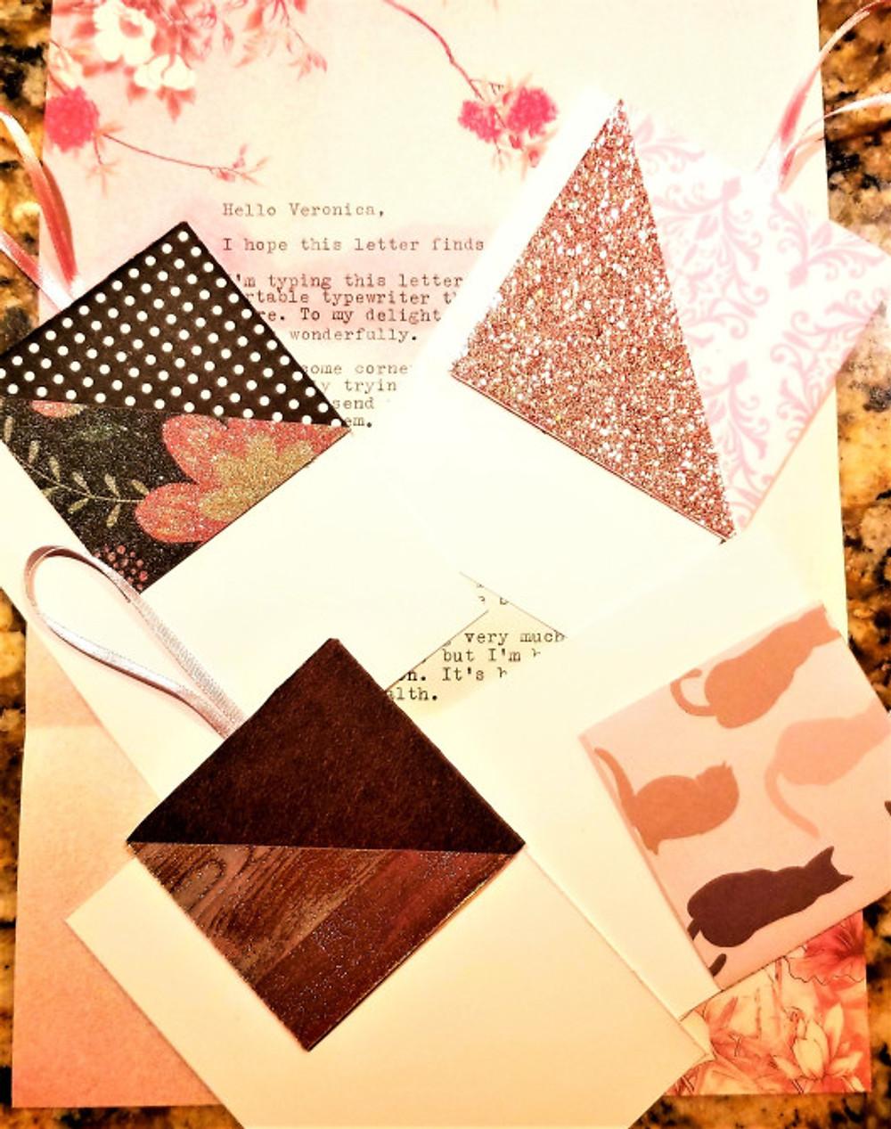 Sonia Saner bookmarks