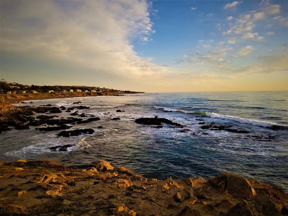 cambria beach2
