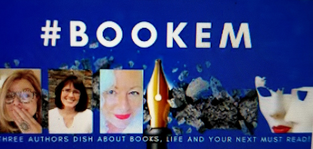Bookem banner with pics