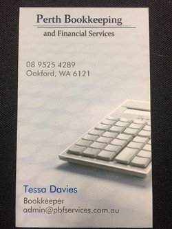 Perth Bookkeeping