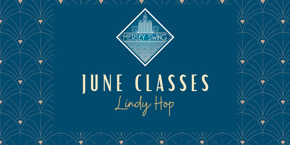 June Lindy Hop