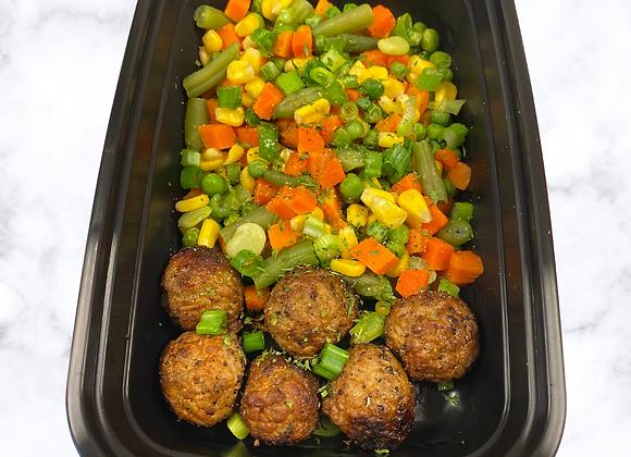 Turkey MB + Vegetable