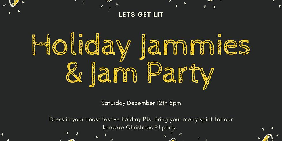 Holiday Jammies & Jams Party