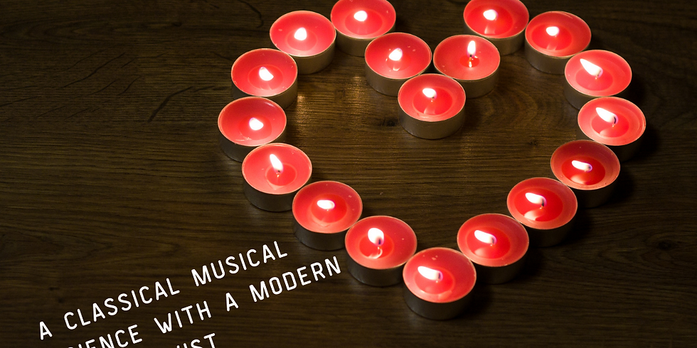Valentines Concert by Candlelight
