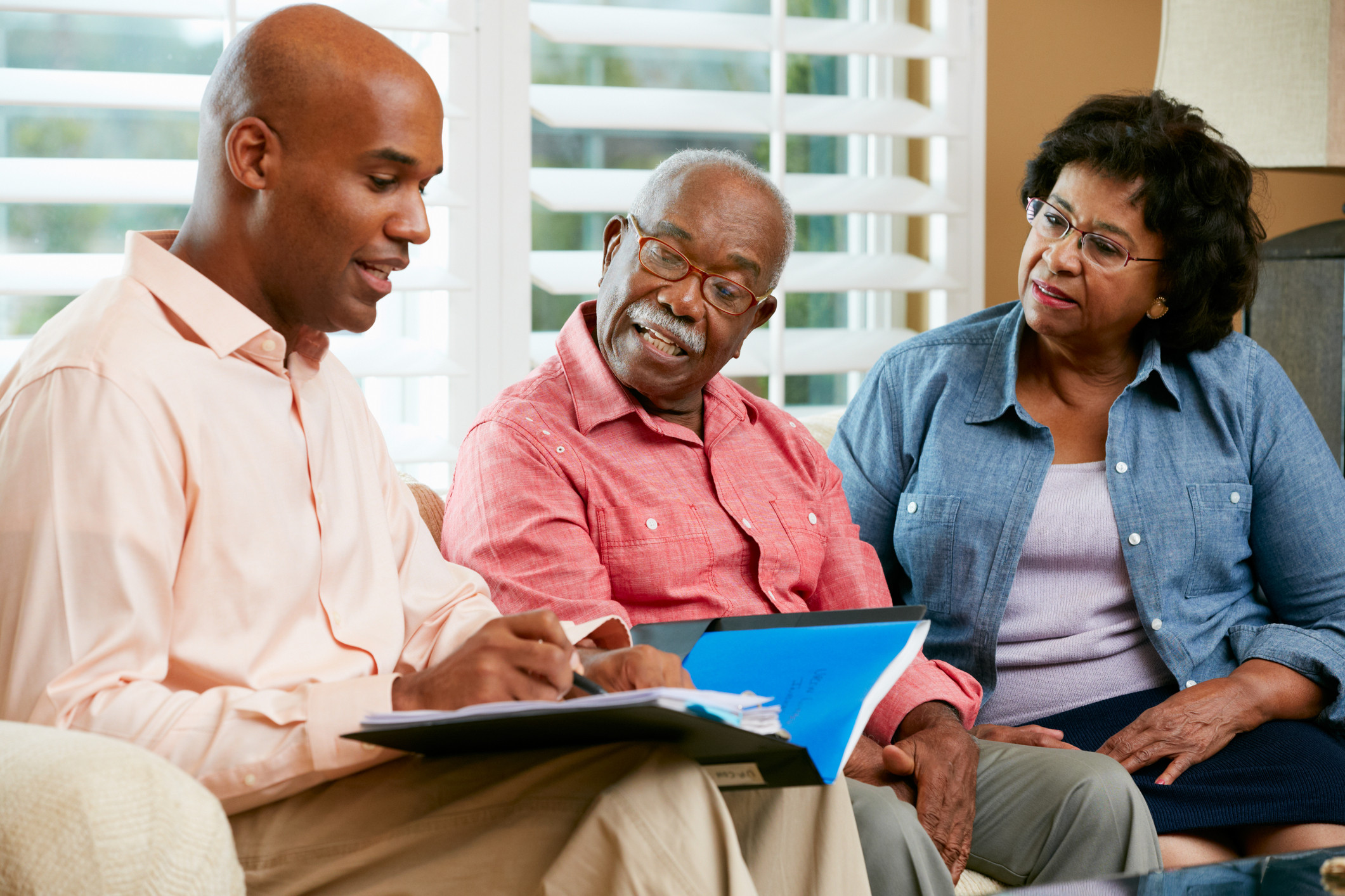 1-on-1 Advance Directives Plan Sessions