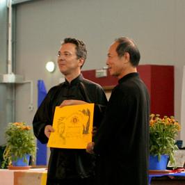 Maitre Wang Chin Shih