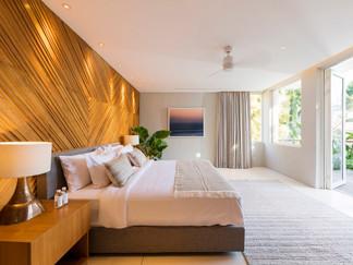 5. Noku Beach House - Spacious bedroom.j