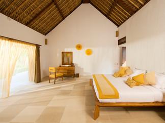 10. Villa Sepoi Sepoi - Frangipani room.