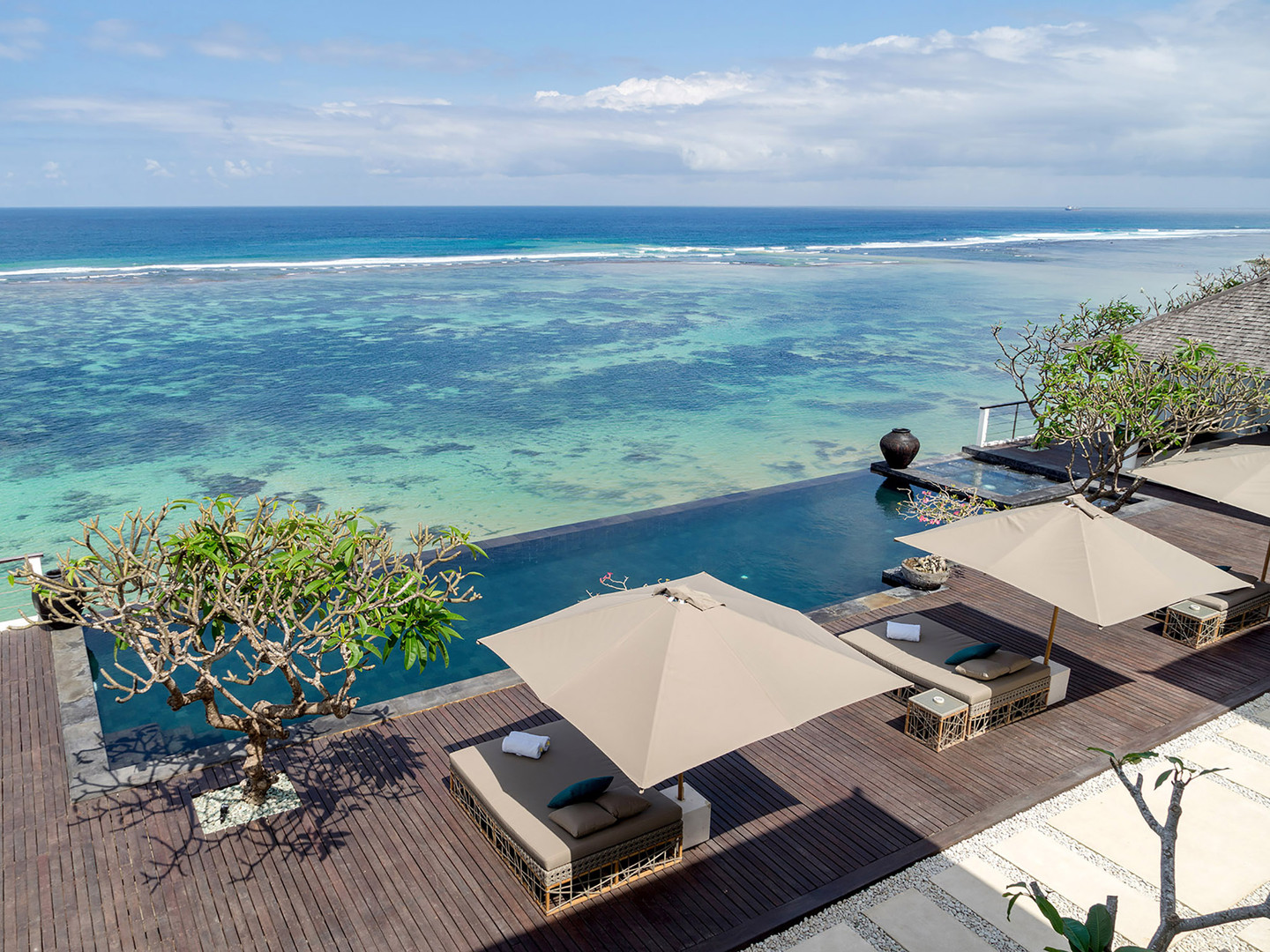 1. Grand Cliff Nusa Dua - Stunning view