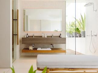 Noku Beach House - Layout of the bathroo