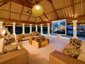 14. Villa Sepoi Sepoi - Sitting room & o