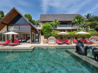 Kalya Residence at Panacea Retreat - Tro