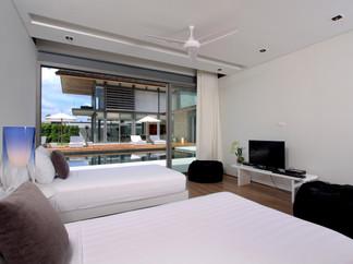 26. Villa Amarelo - Twin bedroom spectac