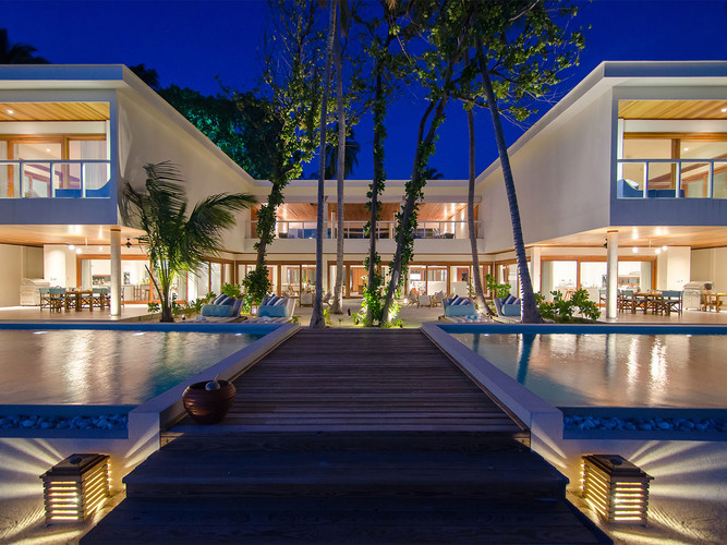 16. The Great Beach Villa Residence - Mo