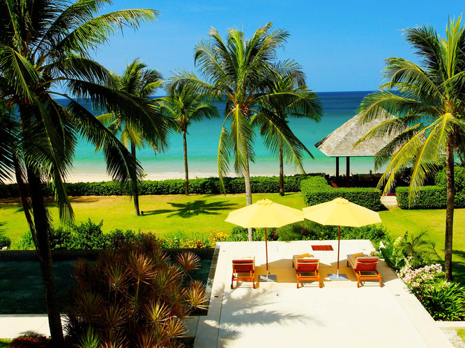 1. Baan Taley Rom - Paradise dream view.