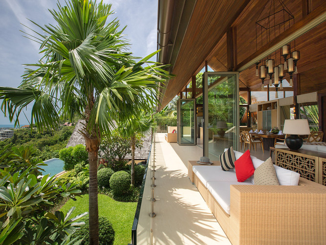 Kalya Residence at Panacea Retreat - Ter