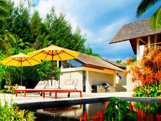 3. Baan Taley Rom - Pool deck loungers.j