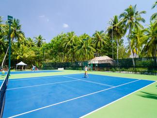14-The Amilla Villa Estate - Tennis for