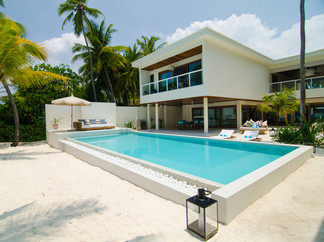 03-4 Bedroom Villa Residences - Relax an