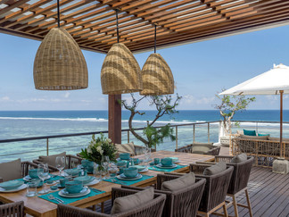3. Grand Cliff Nusa Dua -  Georgeous din
