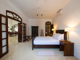 No.39 Galle Fort - Third bedroom and ens