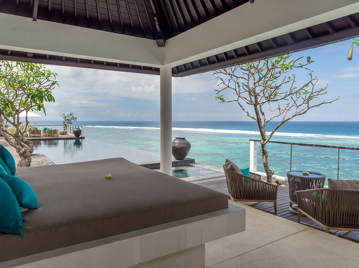 Grand Cliff Nusa Dua -  Bale for relax a