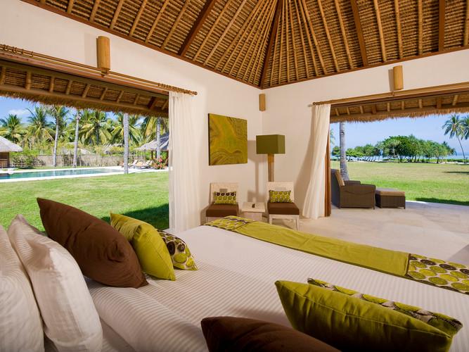11. Villa Sepoi Sepoi - Sea Breeze room